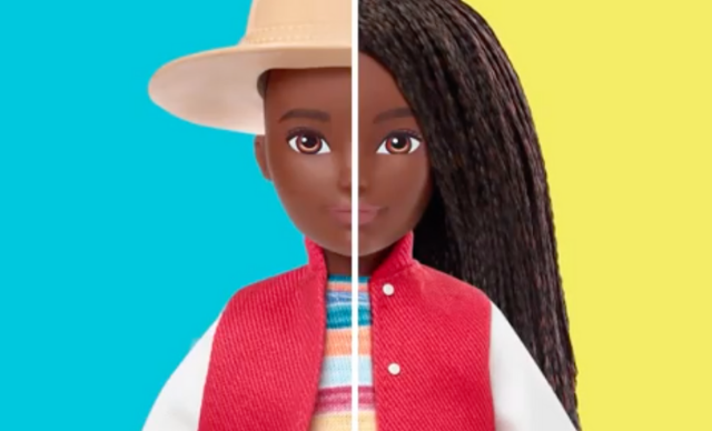 "Mattel releases a new line of gender-neutral dolls which it says is ""free of labels"""