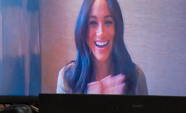 Duchess Meghan embarks on technological royal first during her tour of Africa