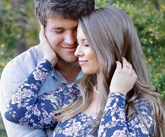 Yes to the dress! Bindi Irwin reveals sneak peek of her wedding dress ahead of her nuptials to Chandler Powell