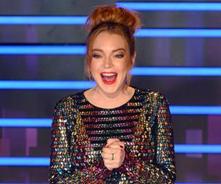 The Masked Singer Australia's Lindsay Lohan reveals the reason she'd never mask up