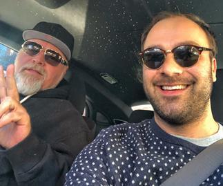 "EXCLUSIVE: Kyle Sandilands' right hand man says radio star is ""misunderstood"" and a ""big softie"""