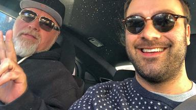 "EXCLUSIVE: Kyle Sandilands' right hand man says radio star is ""misunderstood"" and a ""big softie"""