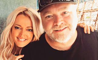 The Masked Singer star Jackie O hopes her radio co-host Kyle Sandilands is behind one of the masks