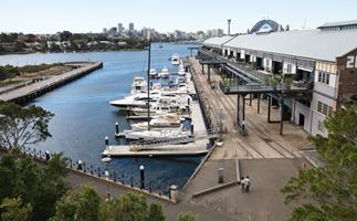 Weekend getaway: Pyrmont in Sydney has all the key ingredients to a perfect break