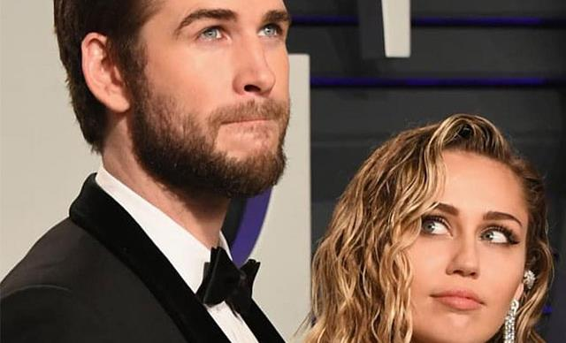 Fans are convinced Miley Cyrus just accused Liam Hemsworth of cheating in cryptic Instagram post