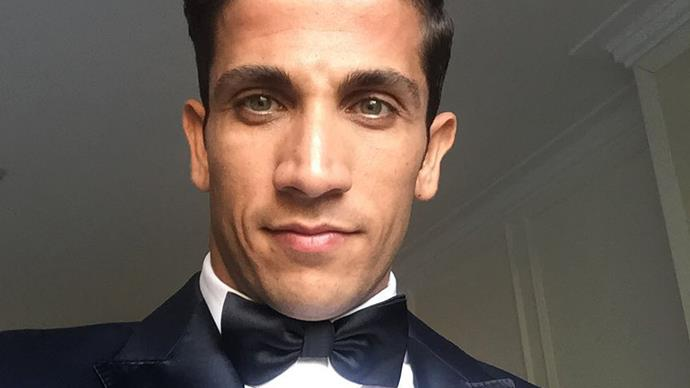 Inside The Real Dirty Dancing star Firass Dirani's love life
