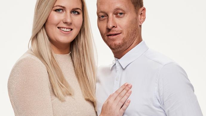 Bride & Prejudice's Tori and James never thought they'd conceive