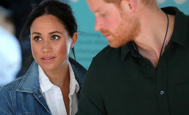 Prince Harry and Duchess Meghan take legal action after a private letter was published in a British tabloid
