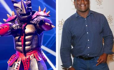 """EXCLUSIVE: Why ex-footy star Wendell Sailor says he's grateful for his """"second chance"""""""