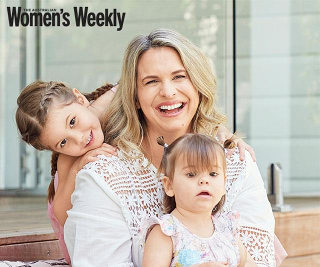EXCLUSIVE: Former Olympian Libby Trickett reveals her devastating battle with postnatal depression