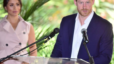 The British press respond to legal action taken against them by Prince Harry and Duchess Meghan Markle