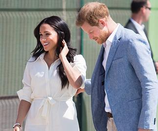 Prince Harry and Duchess Meghan reunite for the final part of their Africa royal tour