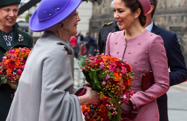 Crown Princess Mary has been given a new royal role- and it's fit for a Danish Queen