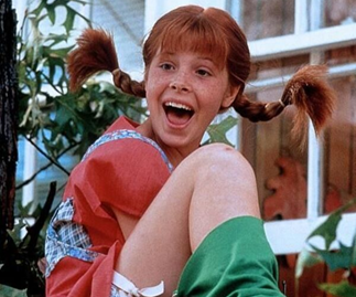 Pippi Longstocking is getting a reboot and honestly, this is the best news ever