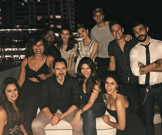 Lincoln Younes shares heartfelt message after his show Grand Hotel is axed