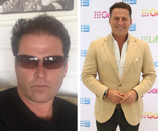 Mind-blown! Karl Stefanovic spends $55,000 to get the perfect hairdo