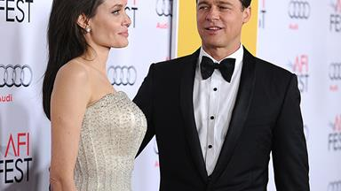 Angelina Jolie admits she didn't recognise herself after her split with Brad Pitt