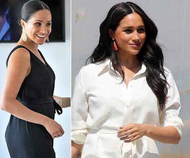 Duchess Meghan's African tour wardrobe had an incredible message that we nearly missed