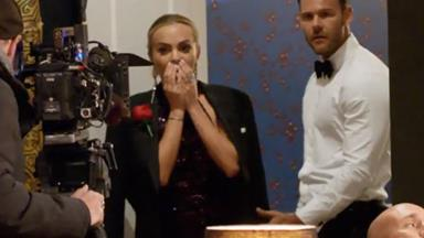 Angie Kent's suitors waste no time picking fights in fiery sneak peek at The Bachelorette Australia