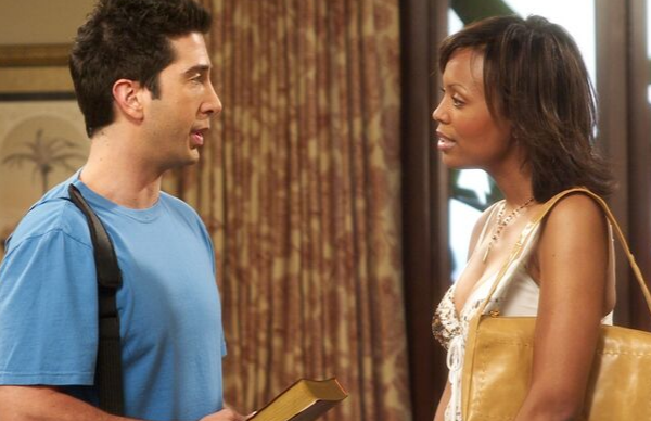 "EXCLUSIVE: Aisha Tyler was operating under ""sheer terror"" the entire time she played Charlie on FRIENDS"