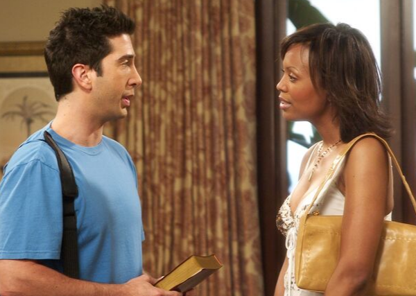"""EXCLUSIVE: Aisha Tyler was operating under """"sheer terror"""" the entire time she played Charlie on FRIENDS"""