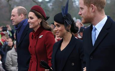 William, Kate, Meghan and Harry have reunited in a brand new video, and the reason behind it will warm your heart