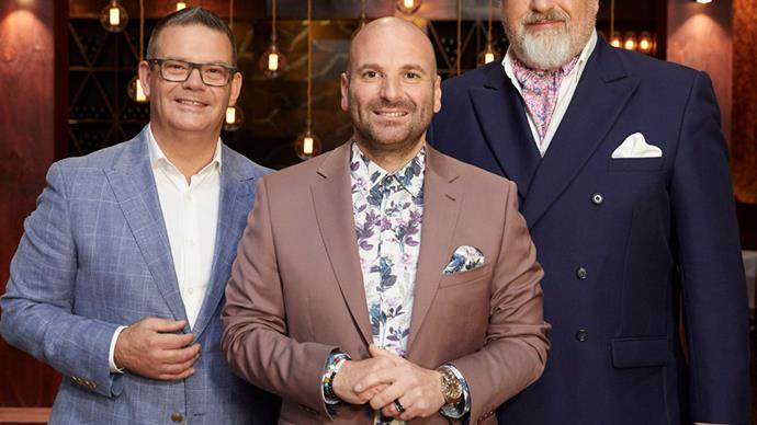 Network 10 unveils new MasterChef Australia judges for 2020