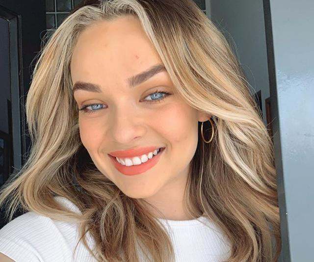 Abbie had an abortion in March 2018 before appearing on *The Bachelor*.