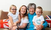 Real life: We adopted 16 surrogate grannies