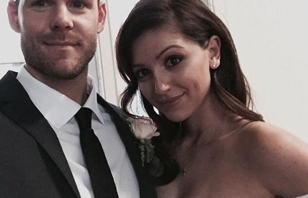 Meet The Bachelorette star Carlin Sterritt's estranged wife Taran Higgins