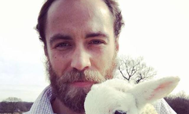 James Middleton shares an emotional Instagram message after announcing engagement to French girlfriend