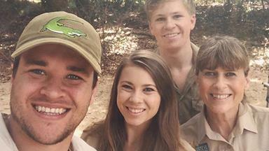 Mums at war! Bindi Irwin and Chandler Powell's parents embroiled in family feud