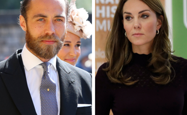 James Middleton attended therapy with the Duchess of Cambridge during battle with depression