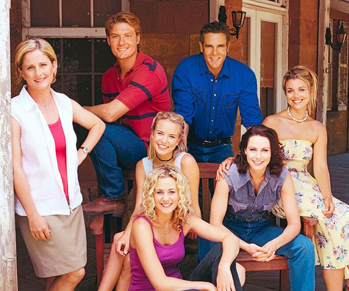 McLeod's Daughters reunion confirmed! Why Bridie Carter and the cast couldn't say no
