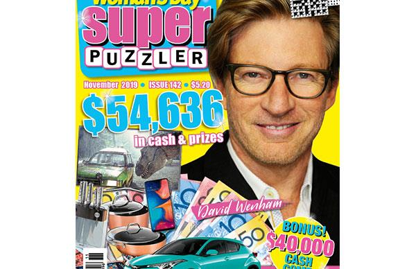 Woman's Day Superpuzzler Issue 142 Online Entry