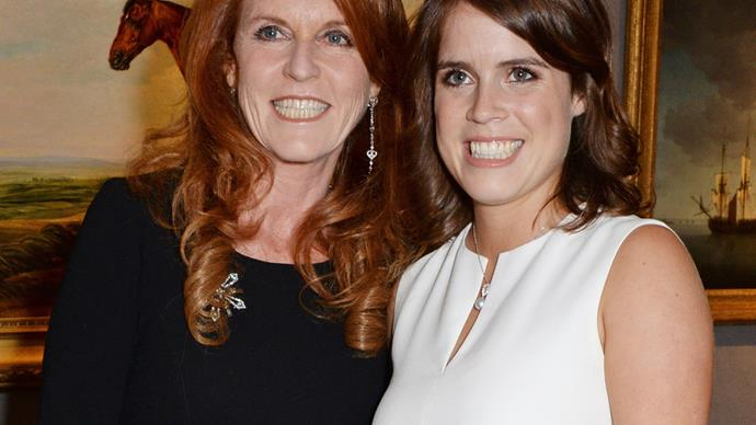 Princess Eugenie posts gorgeous throwback photos to mark Sarah Ferguson's 60th birthday
