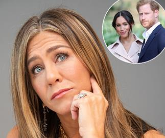 Did Jennifer Aniston beat Prince Harry and Duchess Meghan's Instagram record?