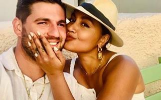 EXCLUSIVE: Jessica Mauboy's engagement ring designer reveals the sentimental meaning behind its butterfly motif