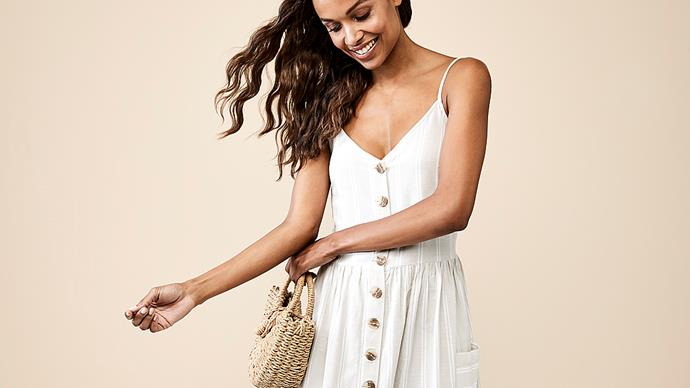 We found the perfect summer dress from Kmart and it's only $25!