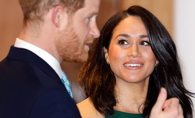 Prince Harry's subtle comment to Meghan at the WellChild Awards will melt your heart