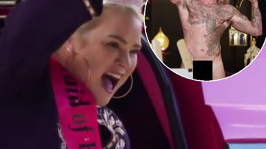 EXCLUSIVE: Yvie Jones spills on her top two favourite Bachelorette boys and Ciarran's nude posing