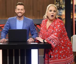 "EXCLUSIVE: Why Yvie Jones can't wait to ""get loose"" with Grant Denyer in new gig"