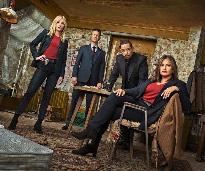 As Law & Order: SVU celebrates its 20th anniversary, executive producer Julie Martin reflects on its global success