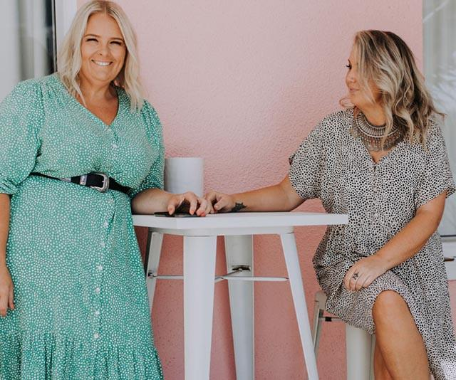 These two Aussie ladies couldn't find the plus-size clothing they wanted, so they made their own