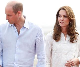 """Duchess Catherine and Prince William's plane caught up in """"terrifying"""" emergency landing as storm rages"""