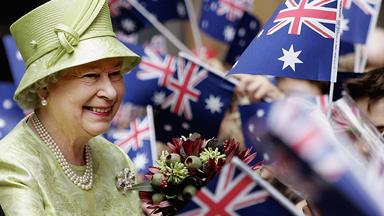 The Queen's heartwarming message to Australia