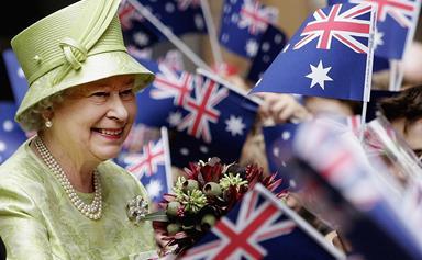 The Queen's heartwarming message to Australia