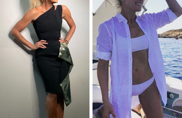 Get Sonia Kruger's INSANELY toned body just in time for Summer