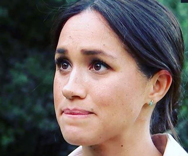 Meghan has opened up in a remarkably honest and raw interview with *ITV*'s Tom Bradby for the new documentary *Harry & Meghan: An African Journey*. *(Image: ITV News)*