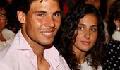Rafael Nadal just got married to his stunning childhood sweetheart Mery Perello, and her wedding dress is to die for